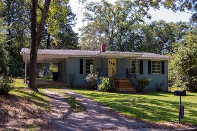 Abbeville SC Single Family Home For Sale: $74,900