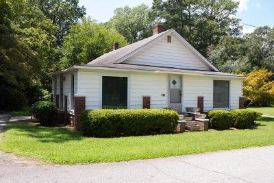 Greenwood Single Family Home For Sale: 105 Sagewood