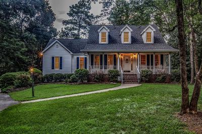 Greenwood Single Family Home For Sale: 114 Creekside Court