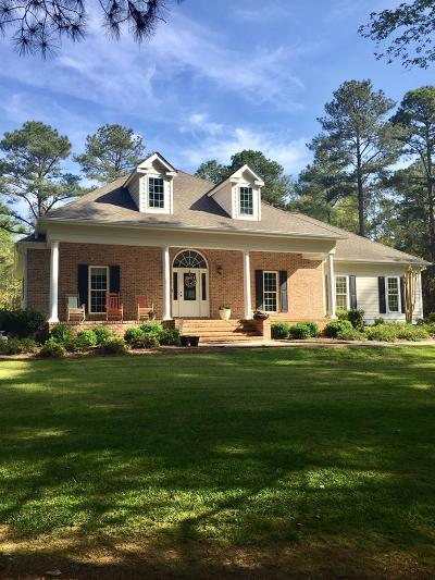 Ninety Six Single Family Home For Sale: 205 Compass Point