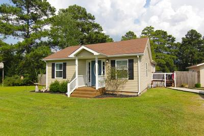 Greenwood County Single Family Home For Sale: 515 Circle Drive