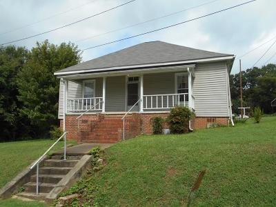 Ware Shoals Single Family Home For Sale: 3 Katherine Street W