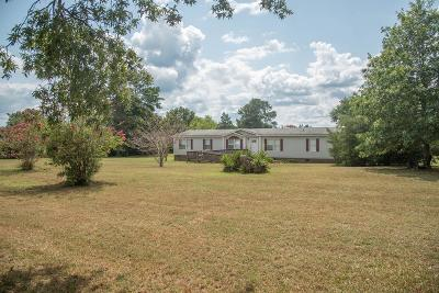 Greenwood County Single Family Home For Sale: 1312 Phoenix Road