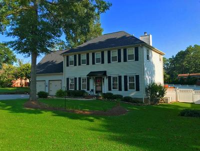 Greenwood Single Family Home For Sale: 110 Chatham