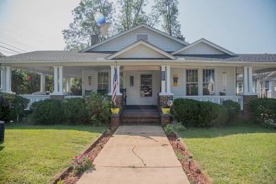 Abbeville Single Family Home For Sale: 308 Magazine Street
