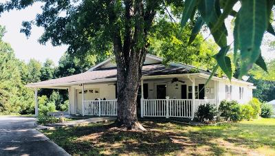 Ware Shoals Single Family Home For Sale: 5470 Hwy 252