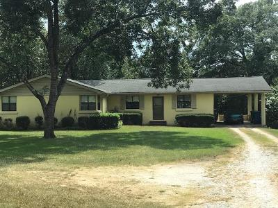 Greenwood County Single Family Home For Sale: 1002 Marshall Road