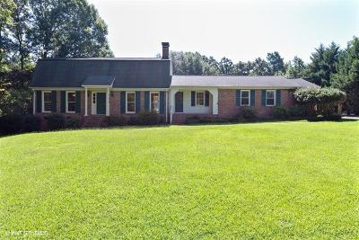 Greenwood Single Family Home For Sale: 116 North Acres
