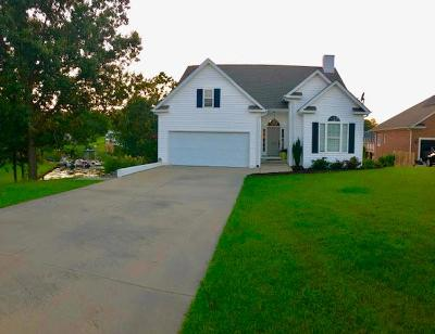 Greenwood Single Family Home For Sale: 322 Driftwood Dr.
