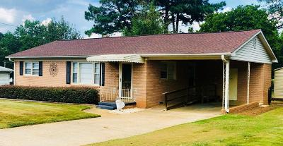 Greenwood County Single Family Home For Sale: 205 Faulkner