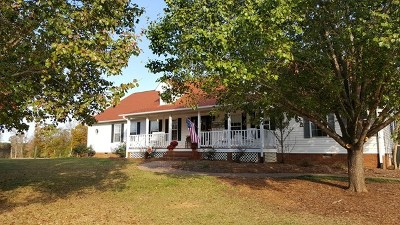Abbeville SC Single Family Home For Sale: $337,000
