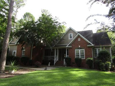 Greenwood Single Family Home For Sale: 104 Arlington