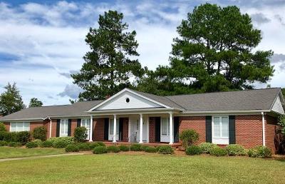 Greenwood Single Family Home For Sale: 124 Cedar
