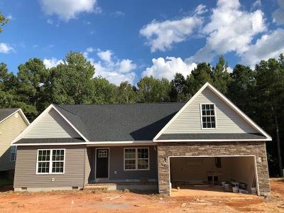 Greenwood Single Family Home For Sale: 111 Kinkade Dr