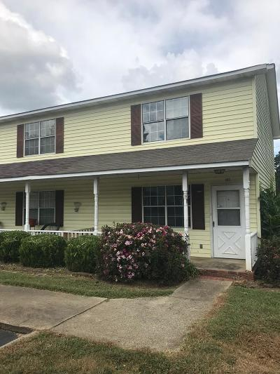 Greenwood SC Condo/Townhouse For Sale: $51,900