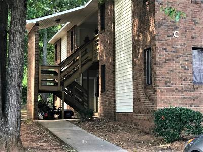 Greenwood SC Multi Family Home For Sale: $150,000