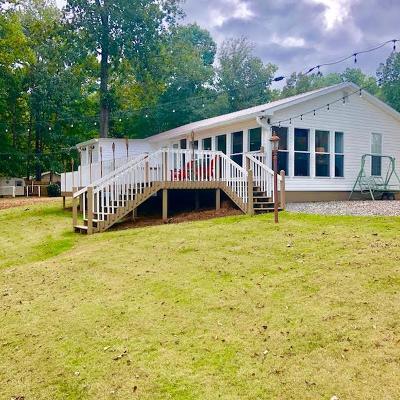 Abbeville SC Single Family Home For Sale: $210,000