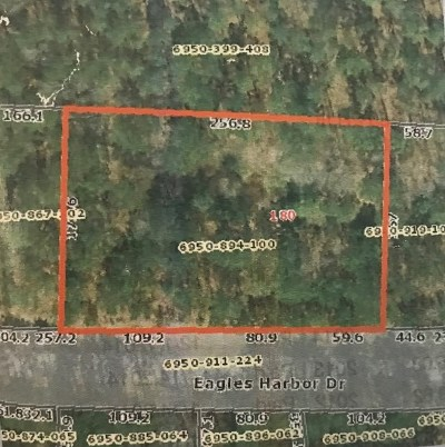 Hodges Residential Lots & Land For Sale: 413 Eagles Harbor Drive