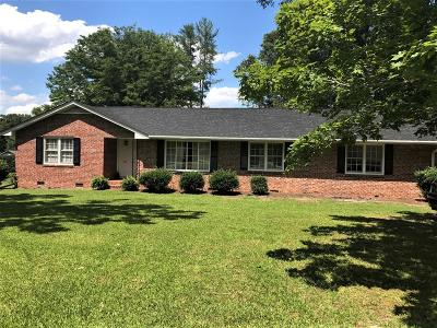 Laurens SC Single Family Home For Sale: $159,000