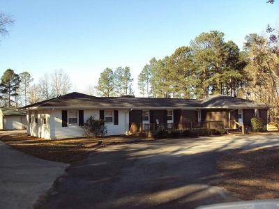 Ninety Six Single Family Home For Sale: 6514 Hwy 178 S