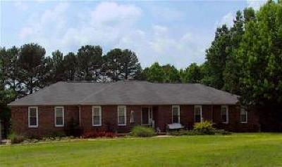 Hodges Single Family Home For Sale: 129 Camp Branch Run