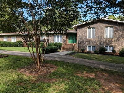 Greenwood County Single Family Home For Sale: 105 North Hills Court