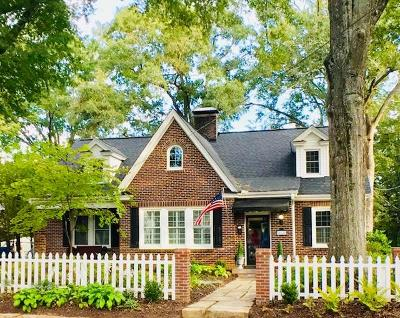 Greenwood Single Family Home For Sale: 412 Jennings Avenue