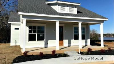 Single Family Home For Sale: 1-30 The Cottages At Palmetto Crossing
