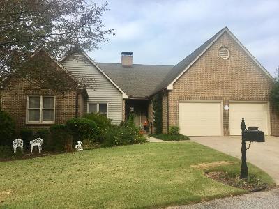 Greenwood Single Family Home For Sale: 224 Deer Run Lane