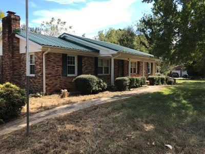 Abbeville Single Family Home For Sale: 304 Wilewood