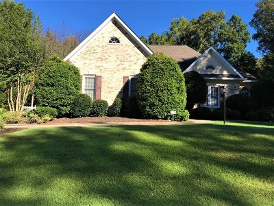 Laurens Single Family Home For Sale: 203 Fairway Drive