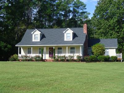 Greenwood SC Single Family Home For Sale: $192,900