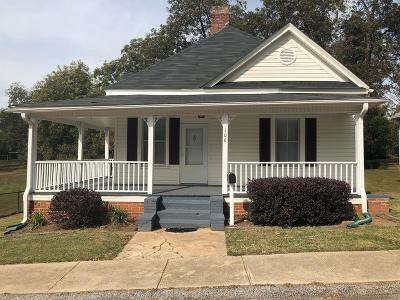 Abbeville Single Family Home For Sale: 106 Bowie St