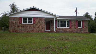 Greenwood SC Single Family Home For Sale: $74,700