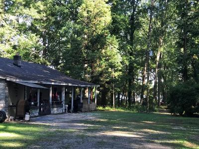 Greenwood Single Family Home For Sale: Abc319 Shrine Club Road