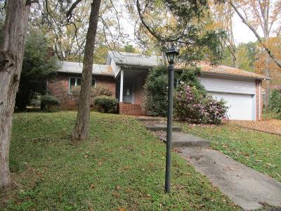 Greenwood Single Family Home For Sale: 403 Rock Creek Blvd