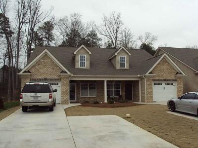 Greenwood SC Condo/Townhouse For Sale: $156,900