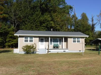 Greenwood Single Family Home For Sale: 735 Ninety Six Hwy