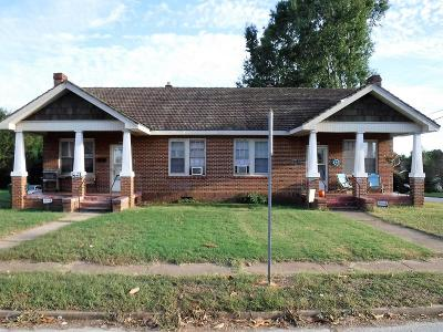 Greenwood Single Family Home For Sale: 757-759 Holloway Avenue