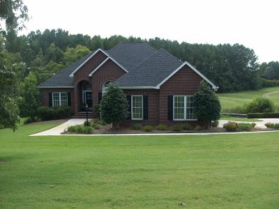 Greenwood Single Family Home For Sale: 201 Gentry Run