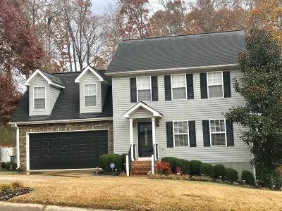 Greenwood SC Single Family Home For Sale: $183,000