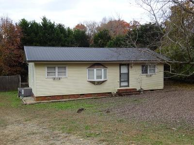 Greenwood Single Family Home For Sale: 2112 Airport Road