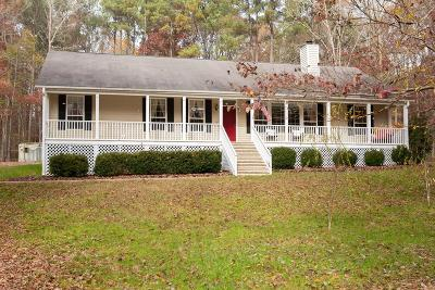 Greenwood Single Family Home For Sale: 105 Bridle Court