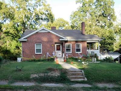 Greenwood Single Family Home For Sale: 1019 Highside St