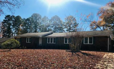 Greenwood Single Family Home For Sale: 523 Colonial Drive