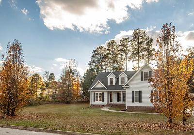 Greenwood Single Family Home For Sale: 107 Centepede Court