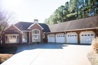Greenwood County Single Family Home For Sale: 210 Compass Point
