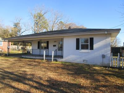 Abbeville Single Family Home For Sale: 107 Nichols
