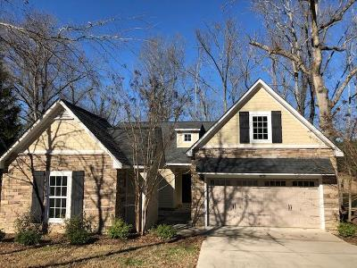 Ninety Six Single Family Home For Sale: 103 Battle Ridge Ct.