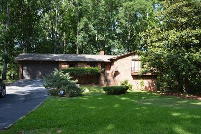 Greenwood County Single Family Home For Sale: 109 Yosemite